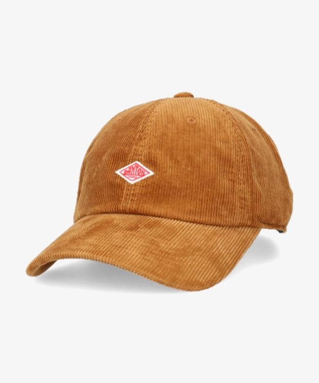 Hat Homes 【DANTON/ダントン】コーデュロイ キャップ