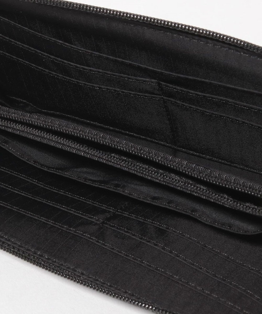 LeSportsac TECH WALLET WRISTLET/ブラックパテントシル ブラックパテントシル