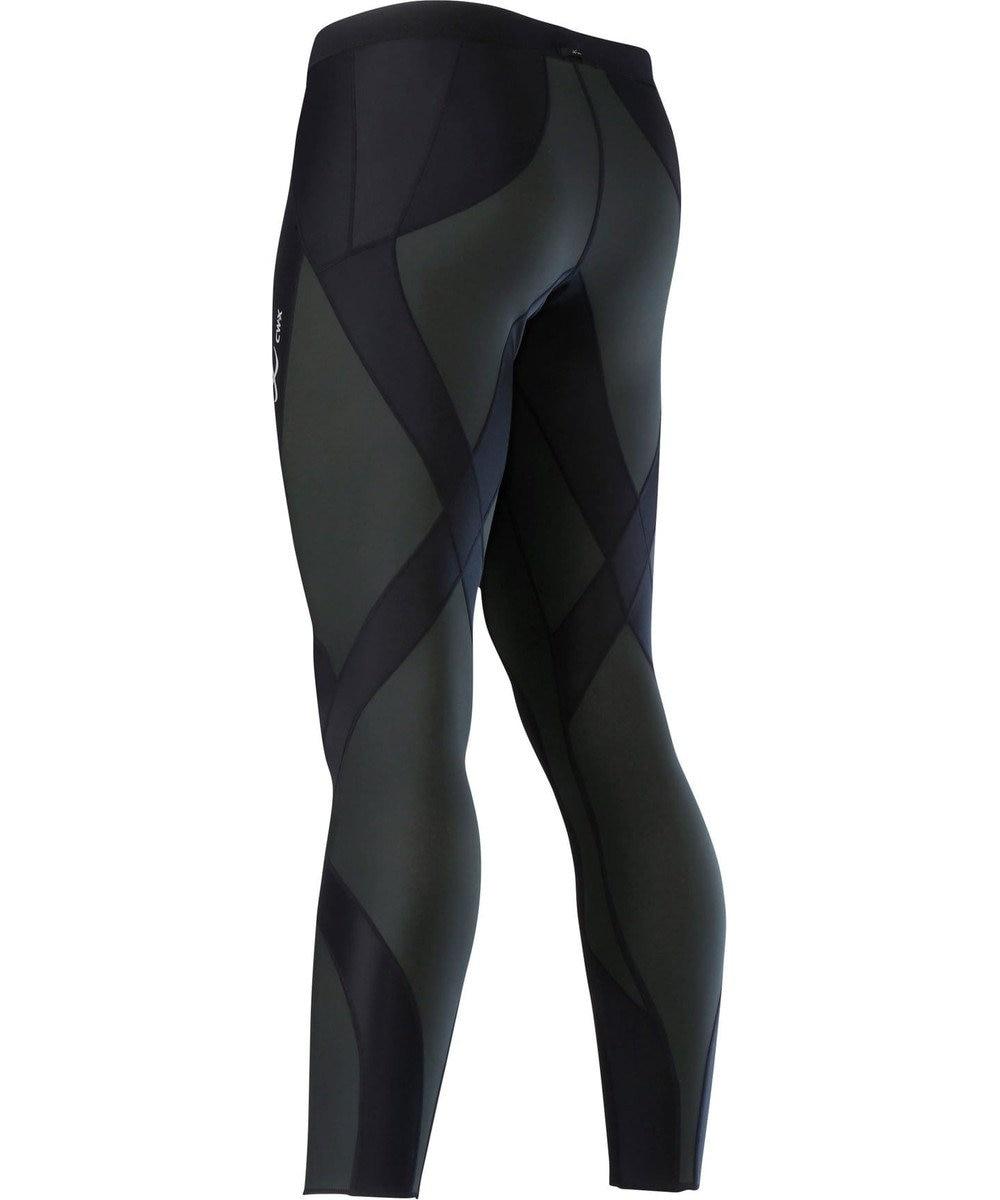 CW-X 【MEN】スポーツタイツ ジェネレーター ホットタイプ /ワコール HZO719 ブラック