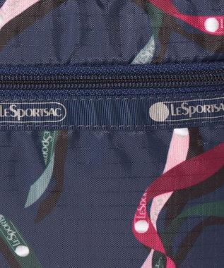 LeSportsac COSMETIC CLUTCH/リボンズ  ネイビー リボンズ      ネイビー
