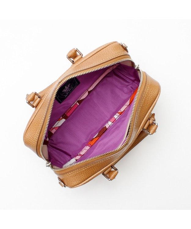 A.D.M.J. BOXLUX 23cm BOSTON BAG