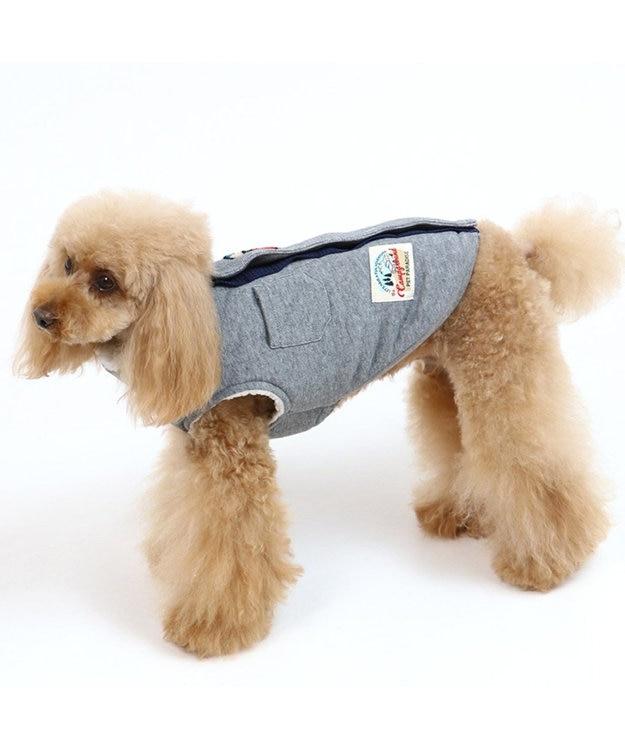 PET PARADISE ペットパラダイス トレッキング 綿入り ベスト〔超小型・小型犬〕