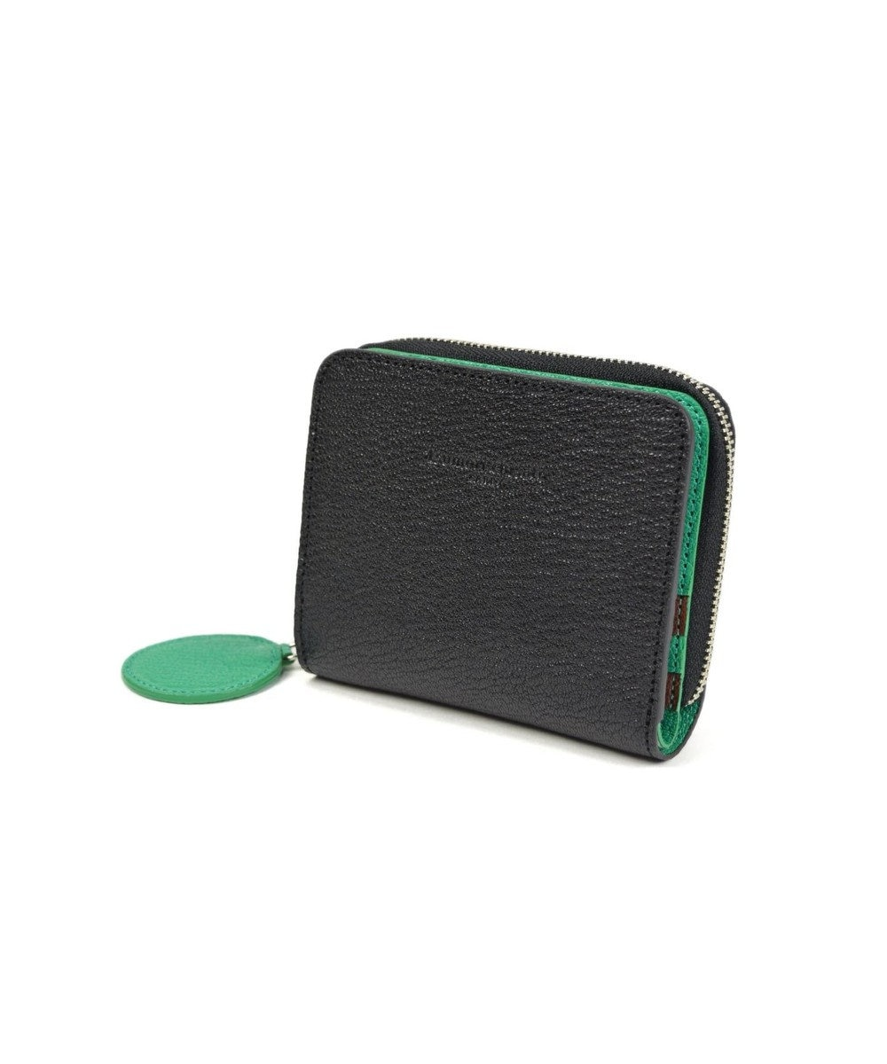 tsumori chisato CARRY フレンチゴード 折財布 ブラック