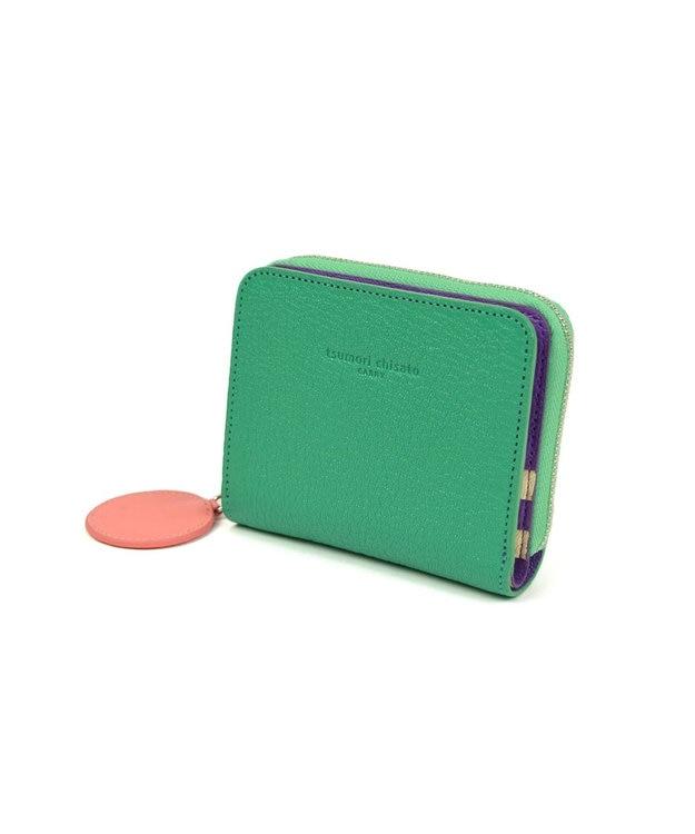 tsumori chisato CARRY フレンチゴード 折財布