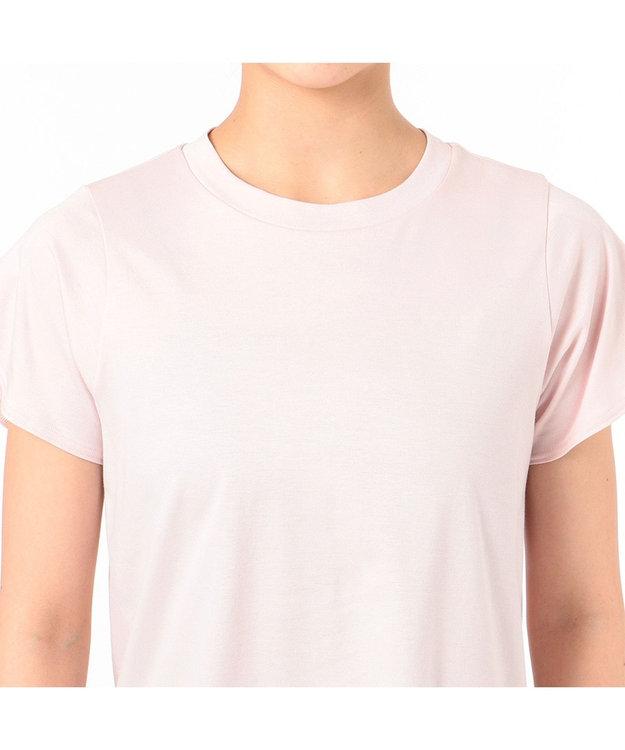 Chacott ペタルスリーブTシャツ