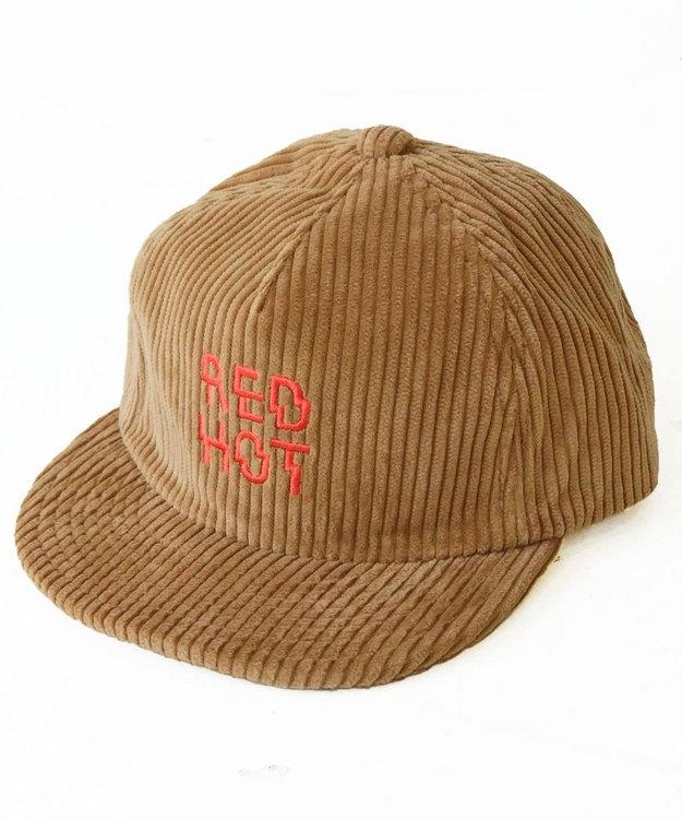 odds CORDUROY 5PANEL CAP(20AW)