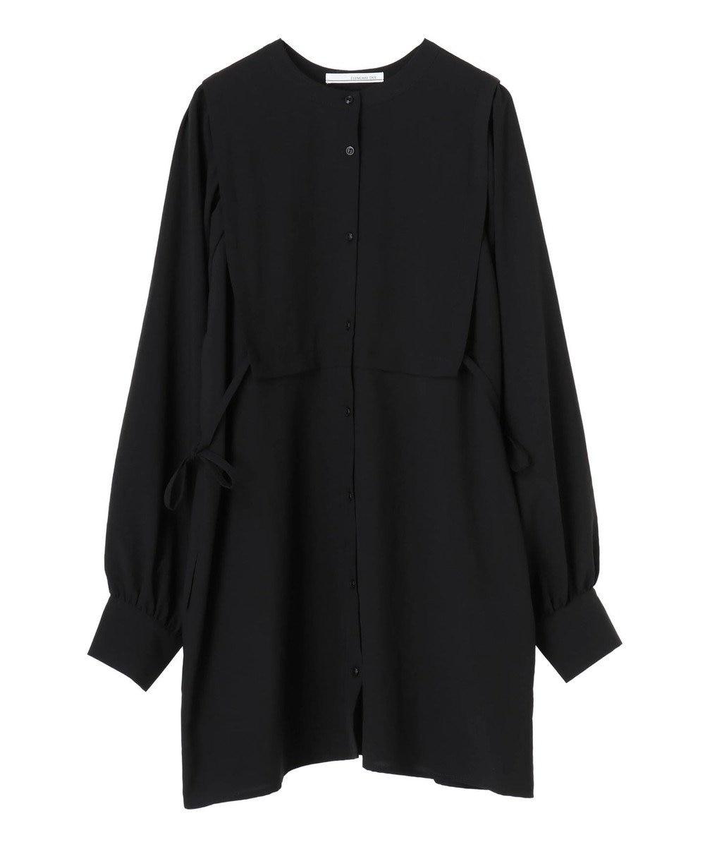 Green Parks ・ELENCARE DUE デザインシャツチュニック Black