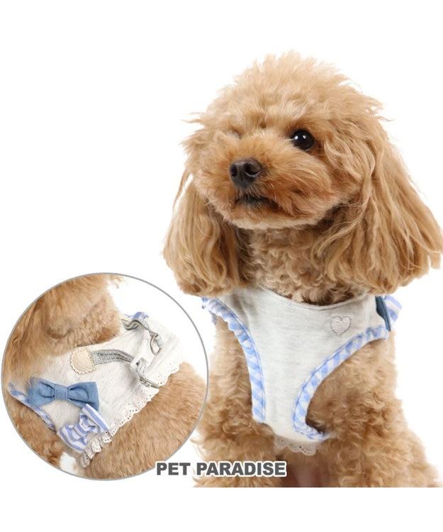 PET PARADISE ペットパラダイス りぼん ベストハーネス ペット4S〔超小型犬〕