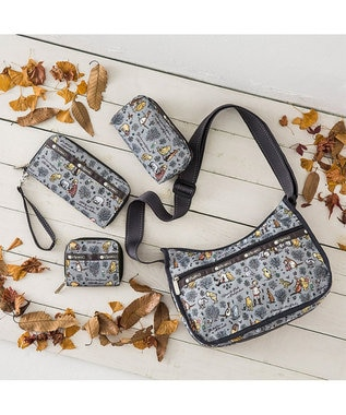 LeSportsac CLAIRE/クラシックプー フォレスト クラシックプー フォレスト