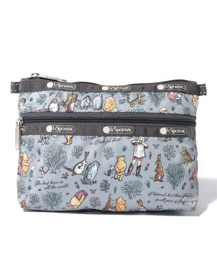 LeSportsac COSMETIC CLUTCH/クラシックプー フォレスト クラシックプー フォレスト