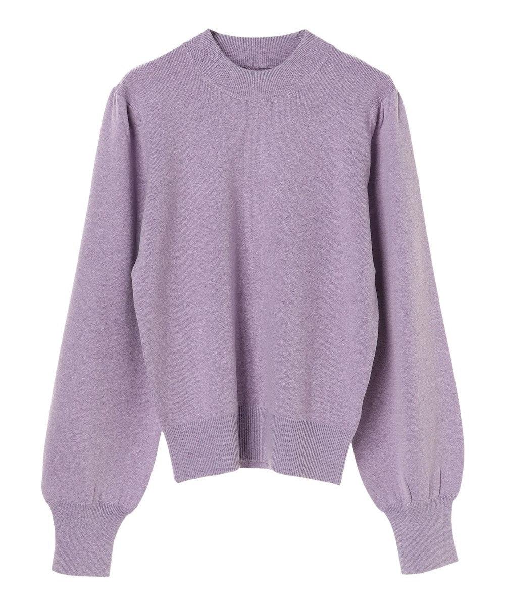 YECCA VECCA ・パフスリーブニット Lavender