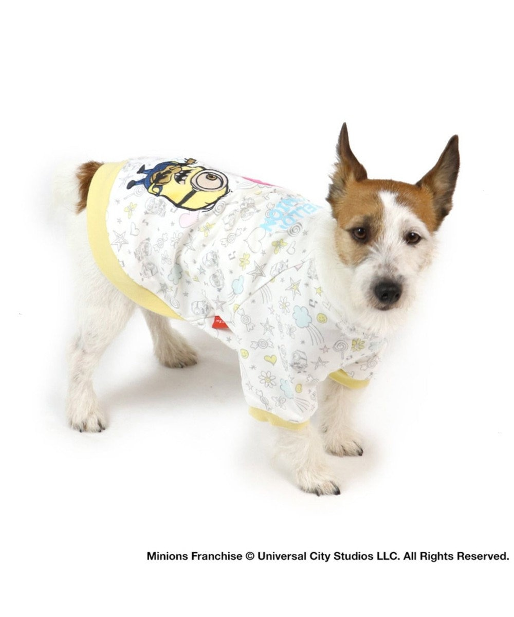 PET PARADISE ミニオン パステルトレーナー 〔超小型・小型犬〕 マルチカラー