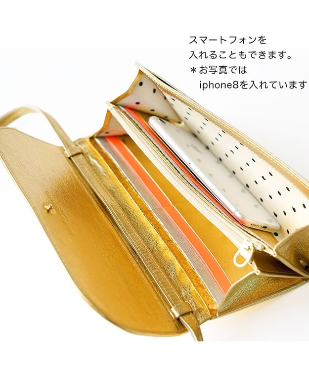 tsumori chisato CARRY ドロップス 財布ショルダー