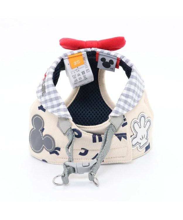 PET PARADISE ミッキーマウス アイコン柄 ベストハーネス 4S〔超小型犬〕