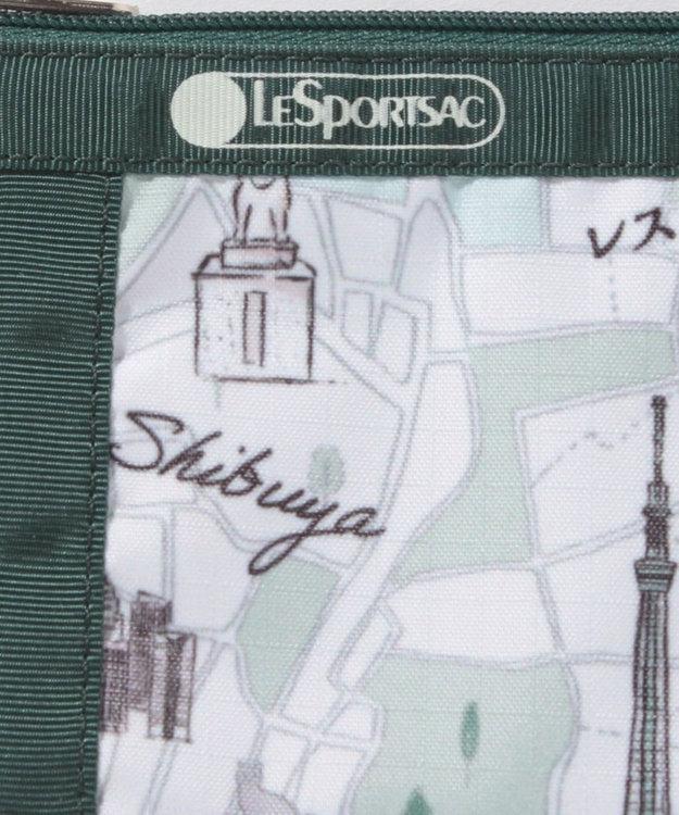 LeSportsac ID CARD CASE/トウキョウ マップ