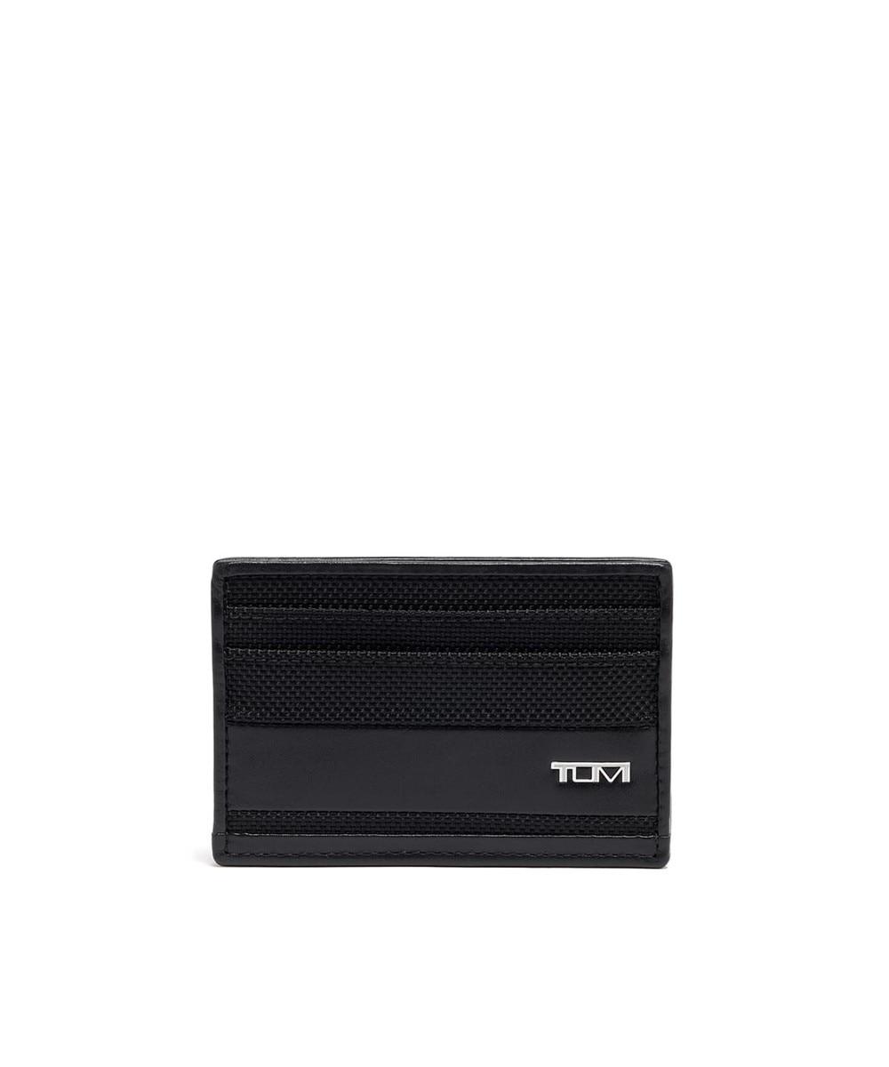 【オンワード】 TUMI>財布/小物 メンズ ALPHA SLG スリム・カード・ケース ブラック F メンズ 【送料無料】