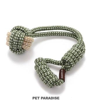PET PARADISE ペットパラダイス スリング おもちゃ カーキ 愛犬用トイ TOY カーキ