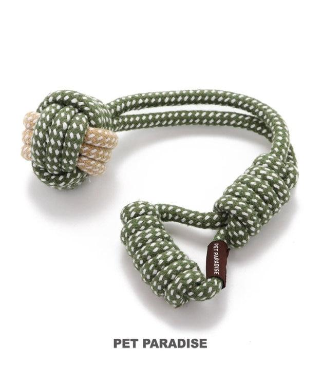 PET PARADISE ペットパラダイス スリング おもちゃ カーキ 愛犬用トイ TOY