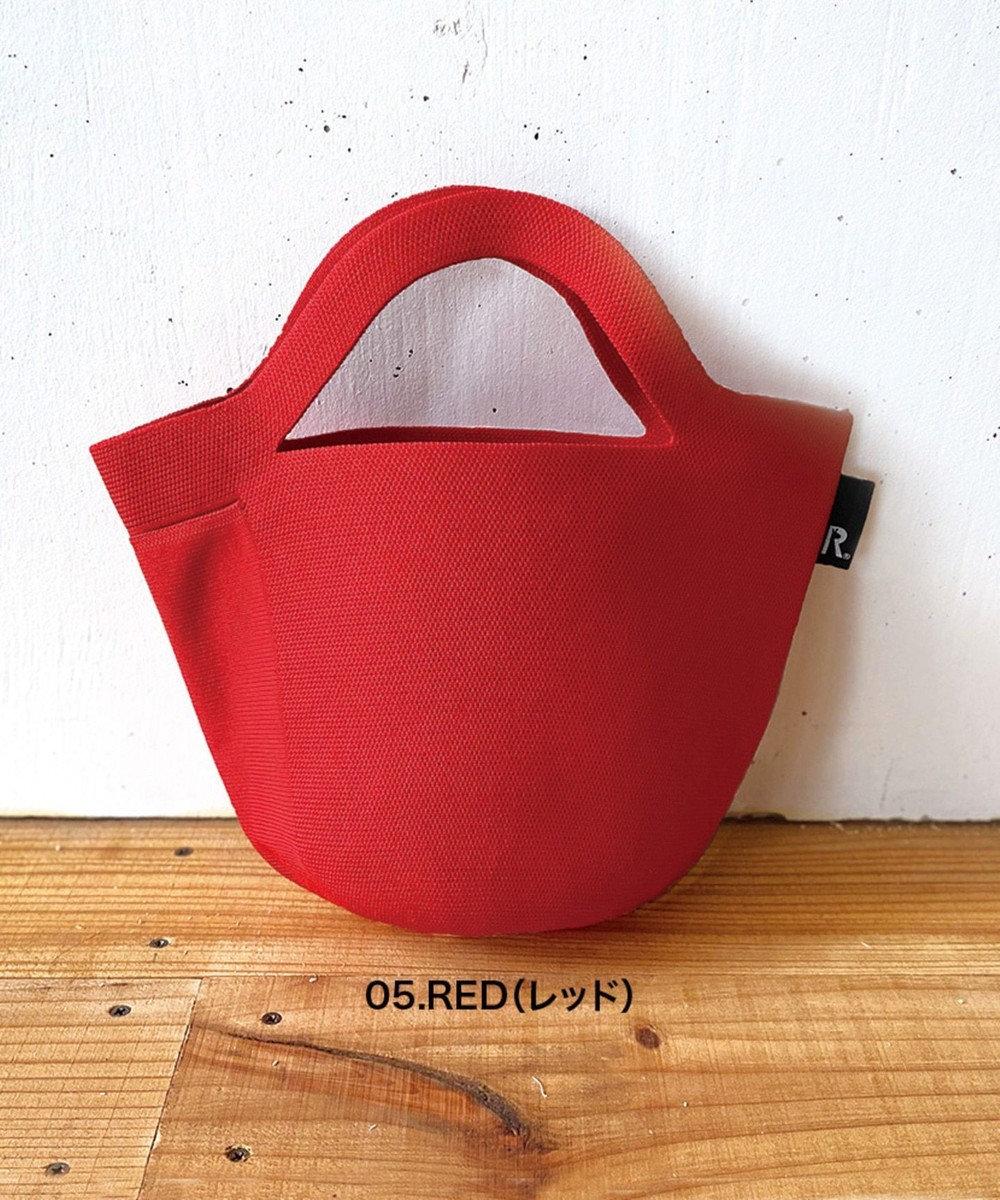 ROOTOTE 0255【環境にやさしい帽子みたいなルートート】/ RO.ポーノ.ベビールー-A 05:レッド