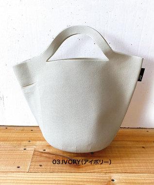 ROOTOTE 0256【環境にやさしい帽子みたいなルートート】/ RO.ポーノ.デリ-A 03:アイボリー