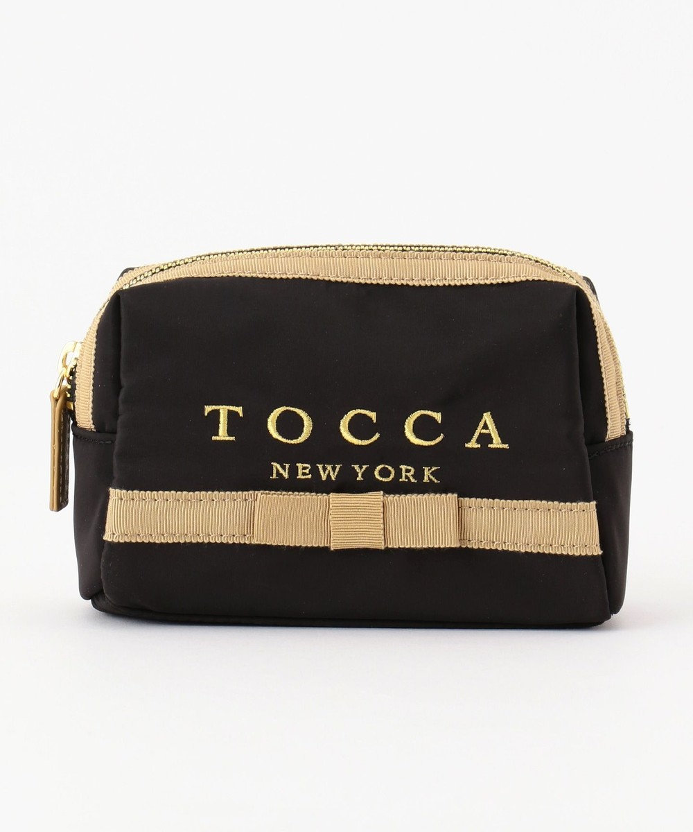 TOCCA T POUCH ポーチ ブラック系
