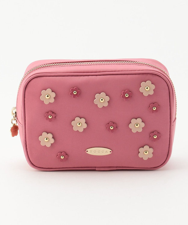 TOCCA FLOWER DROP POUCH ポーチ