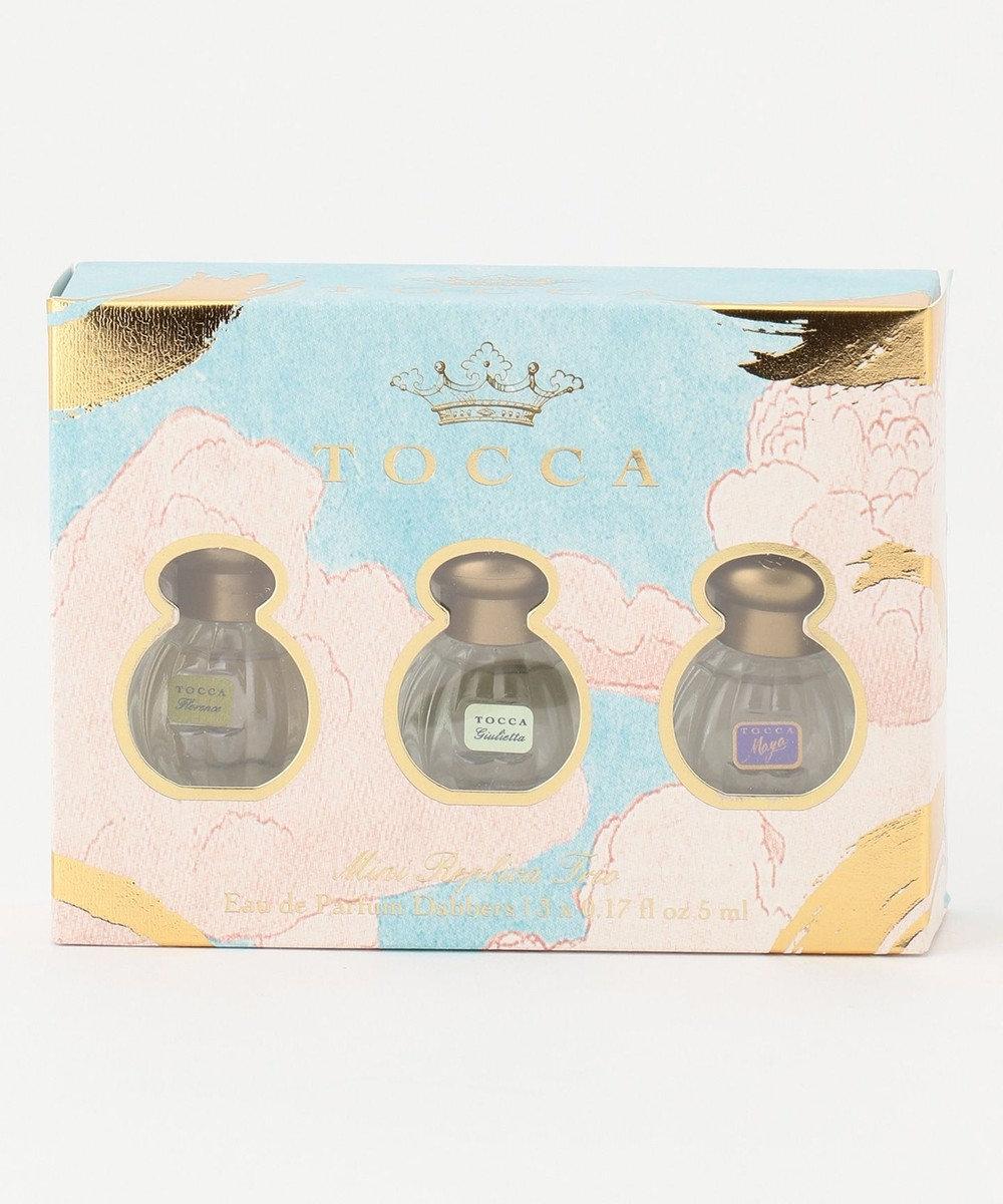 TOCCA 【数量限定】EAU DE PARFUM SET25 香水 ブルー系