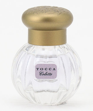 TOCCA PETITE EAU DE PARFAM SET TREASURE 香水 ゴールド系