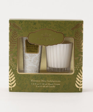 TOCCA 【数量限定】HOLIDAYSET PALMA ハンドクリーム キャンドル フローレンスの香り