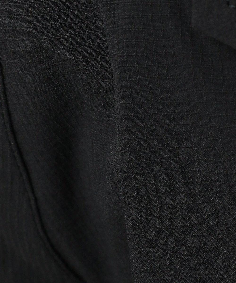 CK CALVIN KLEIN MEN 【洗える】2WAYストレッチリップストップ パラシュートパンツ ブラック系
