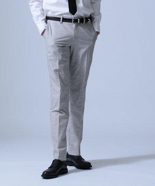 JOSEPH HOMME 【人気素材単品パンツ】CITY / クールドッツストレッチ パンツ ライトグレー系