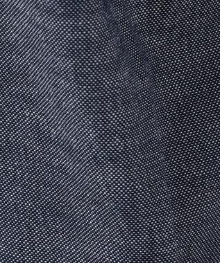 23区HOMME 【クールビズ対応】シェルタリングドライオックス パンツ ネイビー系