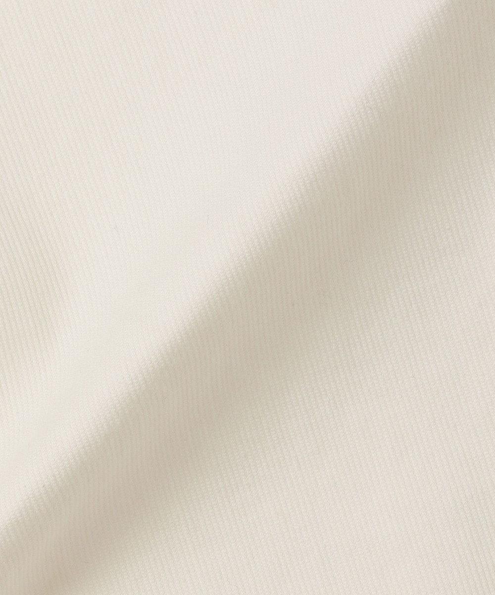 J.PRESS MEN 【スローン】ピケストレッチ ガーメントダイ パンツ ホワイト系
