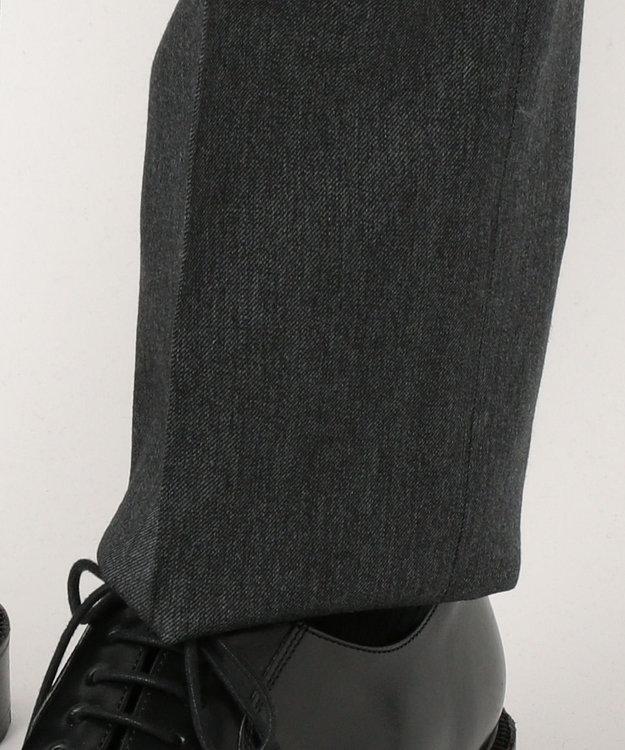 J.PRESS MEN 【warm air tec】ストレッチ ワンタック パンツ