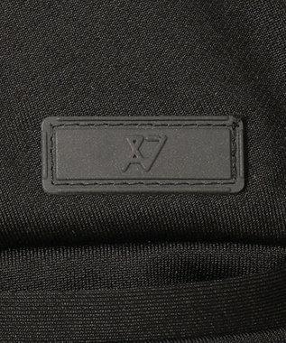 23区GOLF 【MEN】【TATRAS/H.I.P by SOLIDO】度詰めナイロン 裏毛パンツ ブラック系