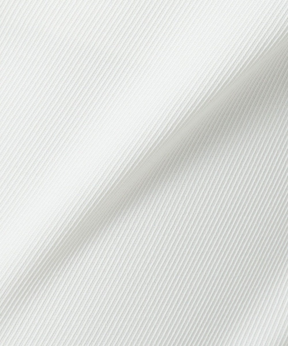 23区GOLF 透けにくい白!【WOMEN】シェルタリングカルゼ パンツ ホワイト系