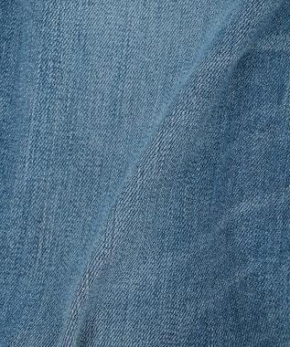 23区 【中村アンさん着用】23区DENIMハイライズカットオフデニム(番号2D32) ウォッシュドブルー系