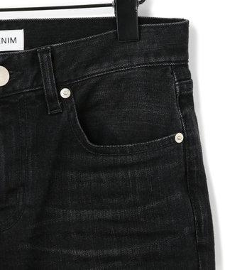23区 L 【マガジン掲載】23区DENIMボーイフィット パンツ(番号E36) ブラック系
