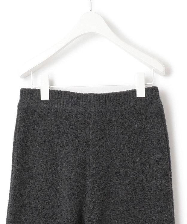 ICB 【洗える】ブークレニット パンツ