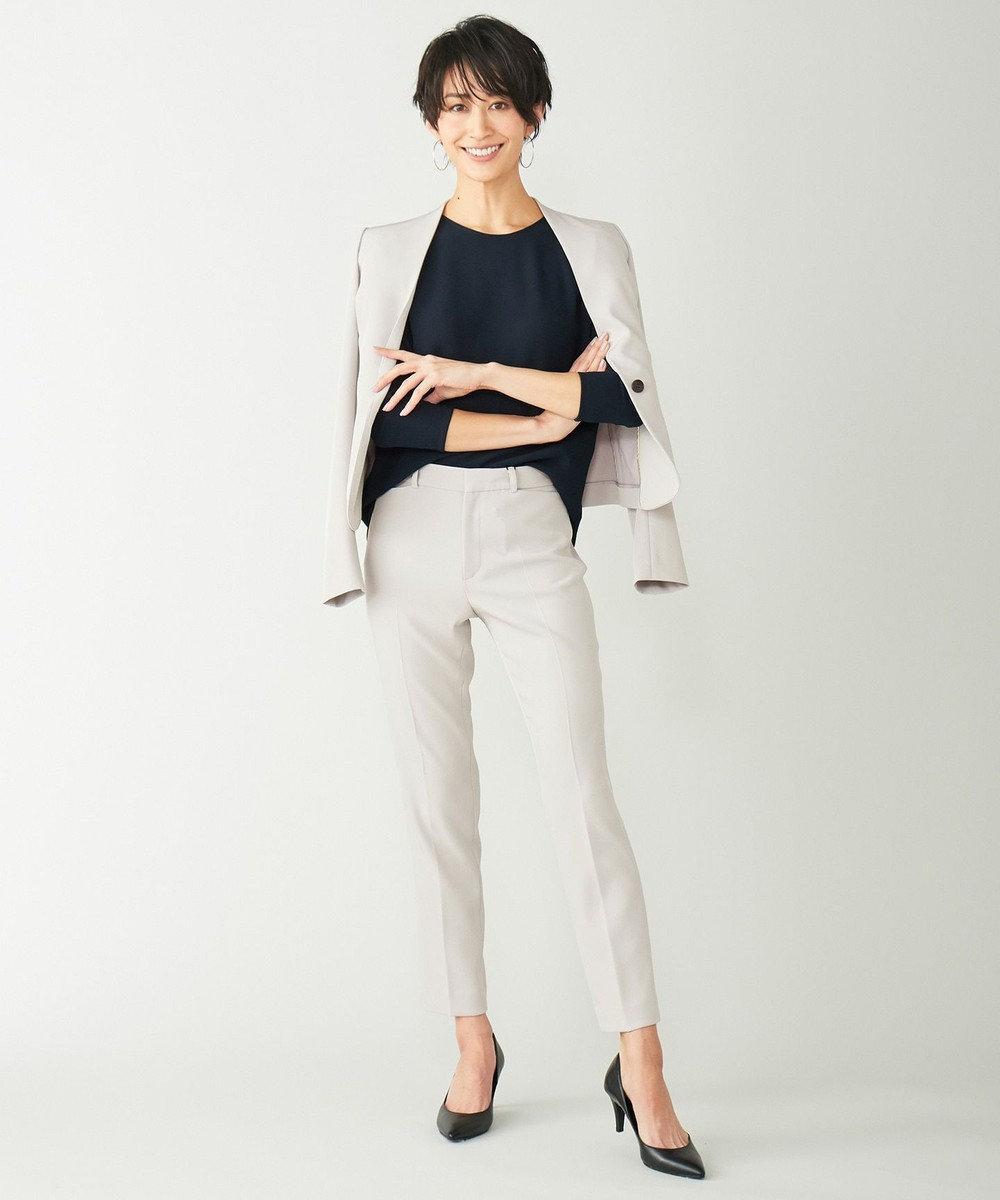 BEIGE, 【限定色あり】【美人百花 6月号掲載】LUIZA / パンツ [限定]L.Grey