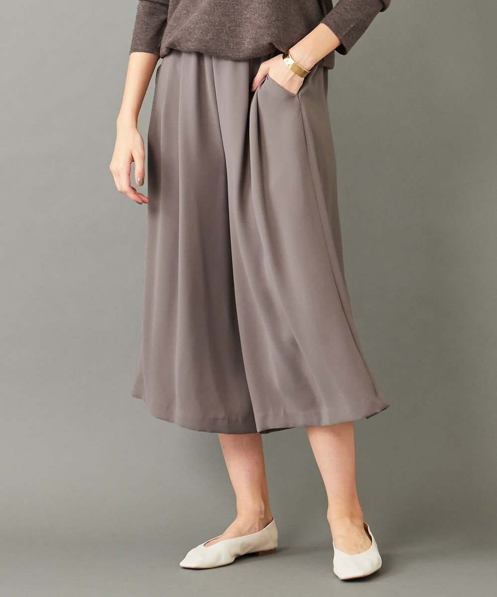 BEIGE, STOW / パンツ Taupe