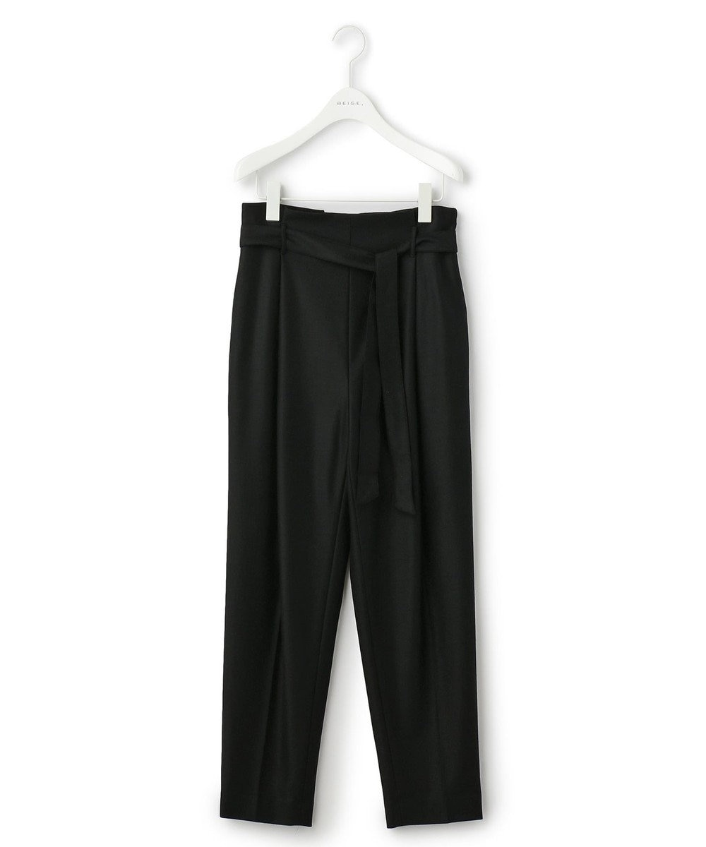 BEIGE, MERCER / パンツ ブラック系