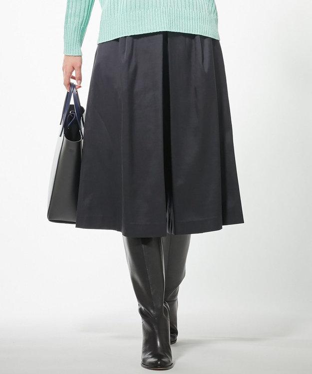 ICB 【セットアップ】Satin バミューダパンツ