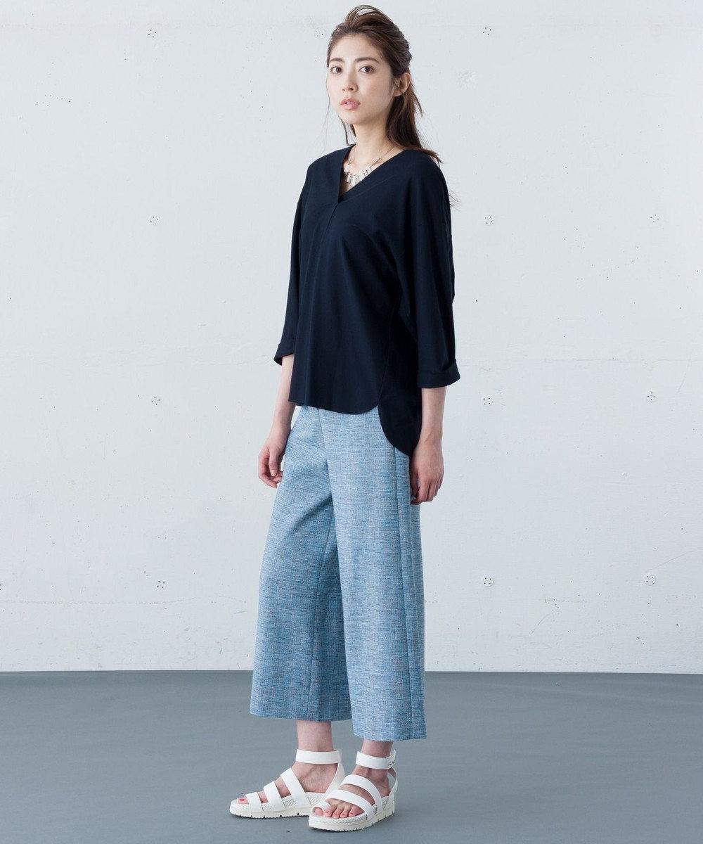 ICB 【セットアップ可】Cool Heather パンツ サックスブルー系9