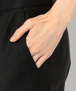 ICB 【00・0サイズ有り / セットアップ】Bahariye クロップドパンツ ブラック系