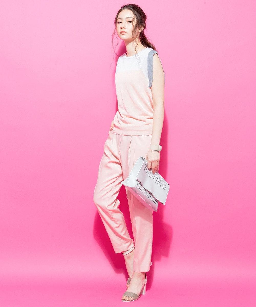 ICB 【洗える】Stretch Cupra パンツ ピンク系