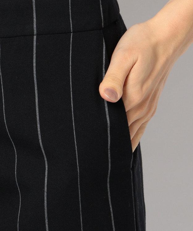 ICB Differ Stripe スクエアスティックパンツ