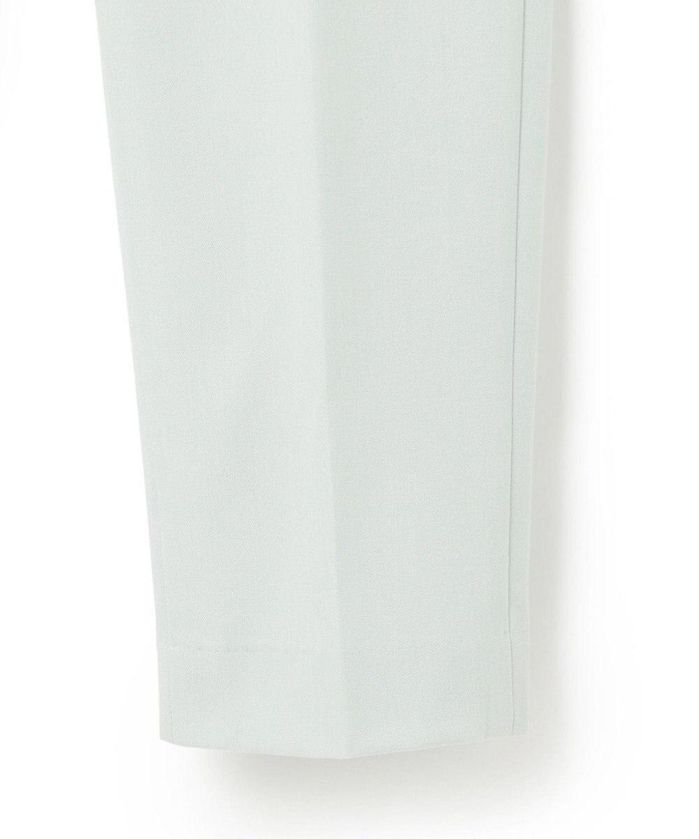 ICB L 【マガジン掲載】StablePeach スティックパンツ(番号CN26) ミント系