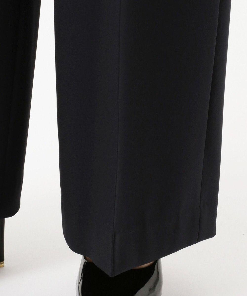 ICB 【セットアップ】Fied ロングワイド パンツ ネイビー系
