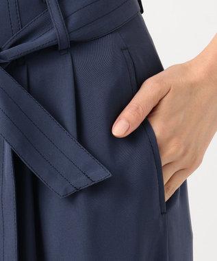 ICB 【セットアップ】Soft Twill パンツ ライトネイビー系